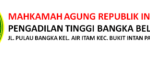 Acara Pembinaan Bangka Belitung 2019