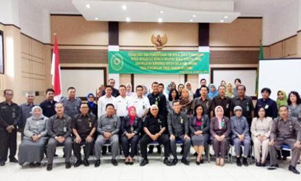 Sosialisasi dan Pembentukan Tim Kerja RB dan ZI