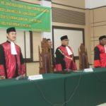 Pengambilan Sumpah, Pelantikan dan Serah Terima Jabatan Ketua Pengadilan Negeri Sungailiat