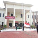 Upacara Peringatan Hari Pahlawan Tahun 2019 Di Pengadilan Tinggi Bangka Belitung
