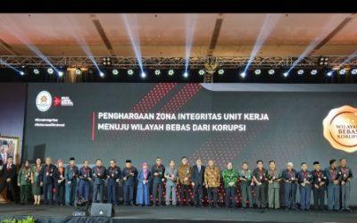 Pengadilan Tinggi Bangka Belitung Raih Predikat WBK