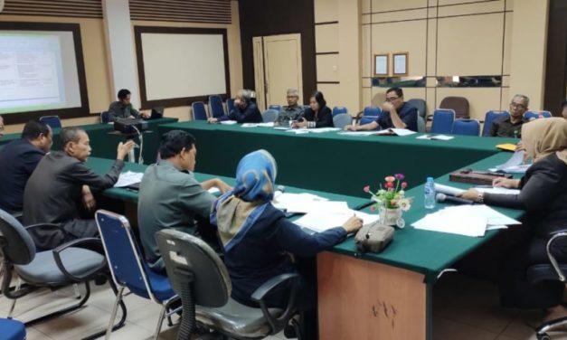 Rapat Rencana Kerja ZI Menuju WBBM