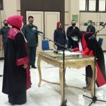 Pelantikan Hakim Tinggi dan Rapat Koordinasi