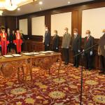 Pelantikan Ketua Pengadilan Tinggi Bangka Belitung