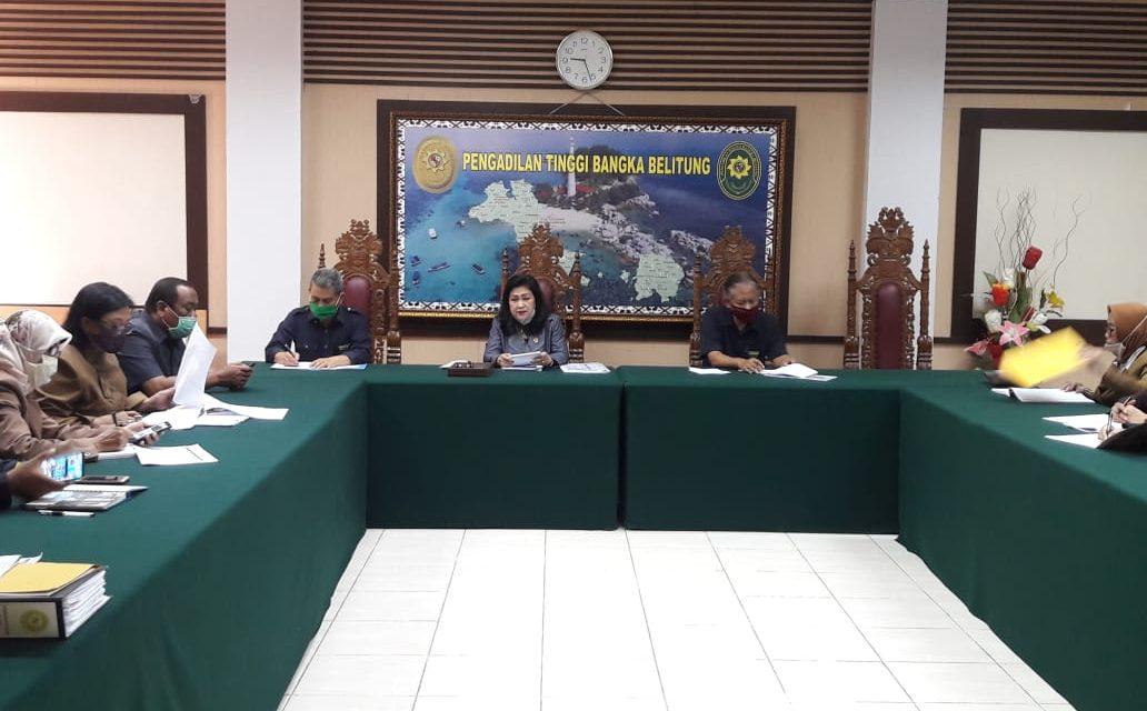 Rapat Koordinasi Tim Zona Integritas