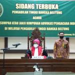 Pengambilan Sumpah Advokat DPD Himpunan Advokat / Pengacara Indonesia
