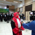 Sidang Terbuka Pengambilan Sumpah atau Janji Advokat Pengadilan Tinggi Bangka Belitung