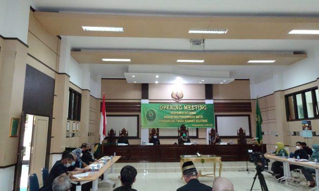 Opening Meeting Assesmen Internal Akreditasi Penjaminan Mutu